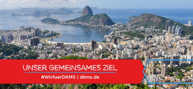 DKMS in Rio