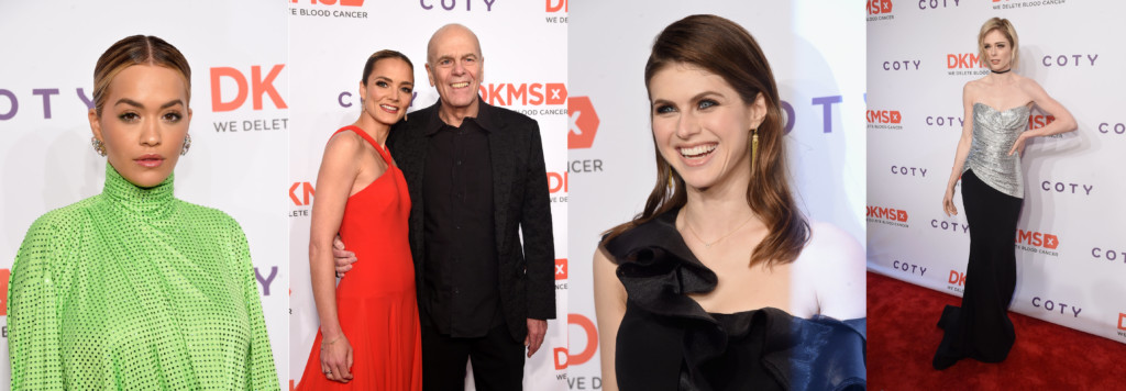 Gäste der DKMS Big Love Gala in New York City